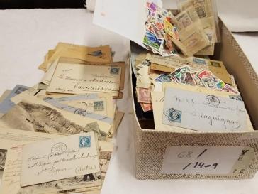 philatelie numismatique cartes postales et papiers chromos ventes balsan ench res. Black Bedroom Furniture Sets. Home Design Ideas