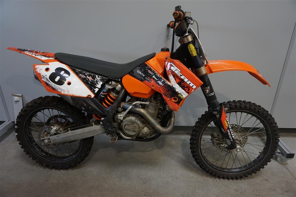 5019 - ktm motocross ktm 250cm3
