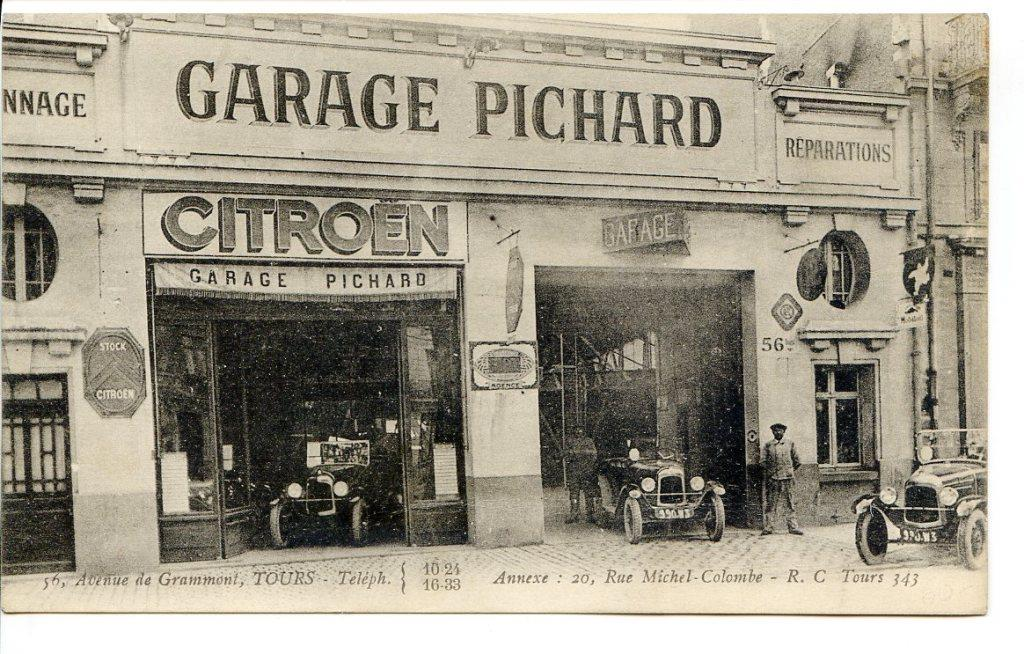 Garages anciens - Page 2 -1061792906