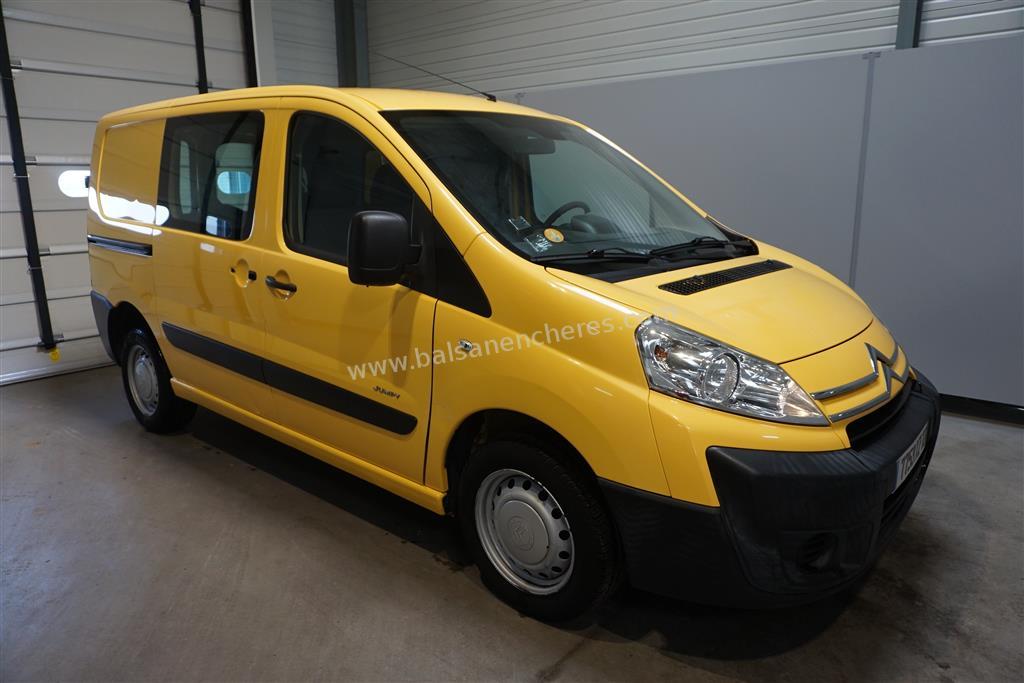 3802 - citroen jumpy hdi 90cv - vente de vehicules utilitaires et tourismes